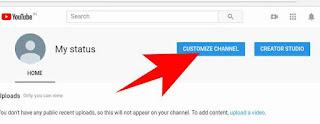 Youtube channel kaise banaye 6