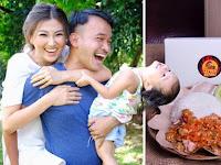 Ruben Onsu Buka Usaha Kuliner Warung Ayam Geprek, Harganya Tak Disangka-Sangka