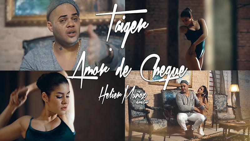 El Taiger - ¨Amor de cheque¨ - Videoclip - Dirección: Helier Muñoz. Portal del Vídeo Clip Cubano
