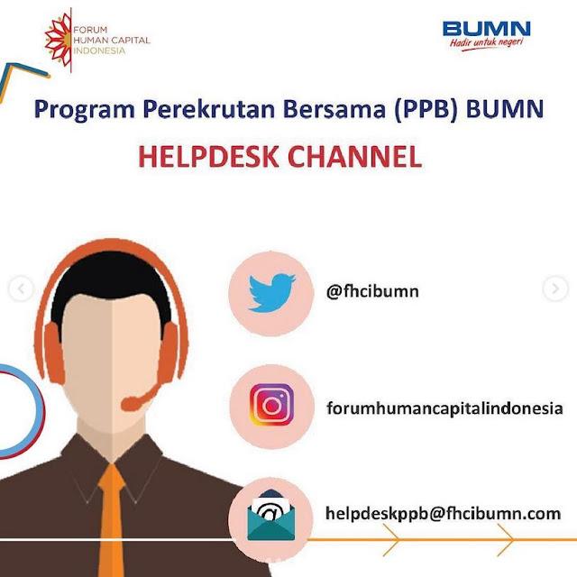 Program Perekrutan Bersama BUMN (Terbuka Bagi SLTA/SMK, Vokasi, S1,S2, Disabilitas & Putra/Putri Kawasan Indonesia Timur) - 11.000 Posisi Lowongan Kerja