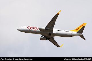 AVIÓN BOEING 737 NEXT GEN TC-CPO