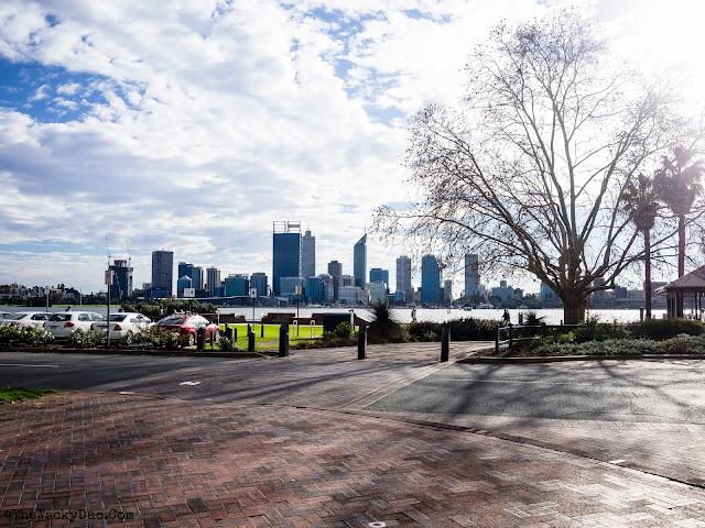 Esplanade Car Park Fremantle