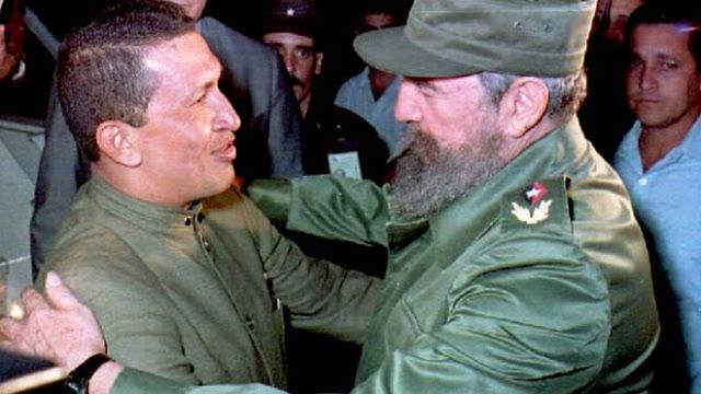 Cubanos al mando de Venezuela, una invasión silenciosa