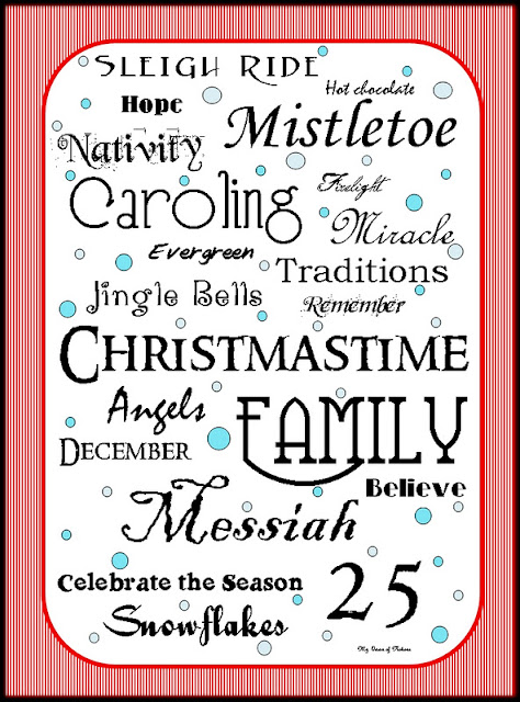 Christmas+Subway+art Edited 0001 - 30+ FREE Christmas Printables