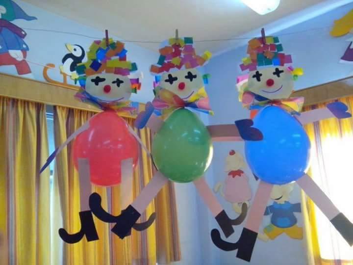 16 ideas de c mo decorar globos para fiestas de cumplea os Ornamentacion con globos