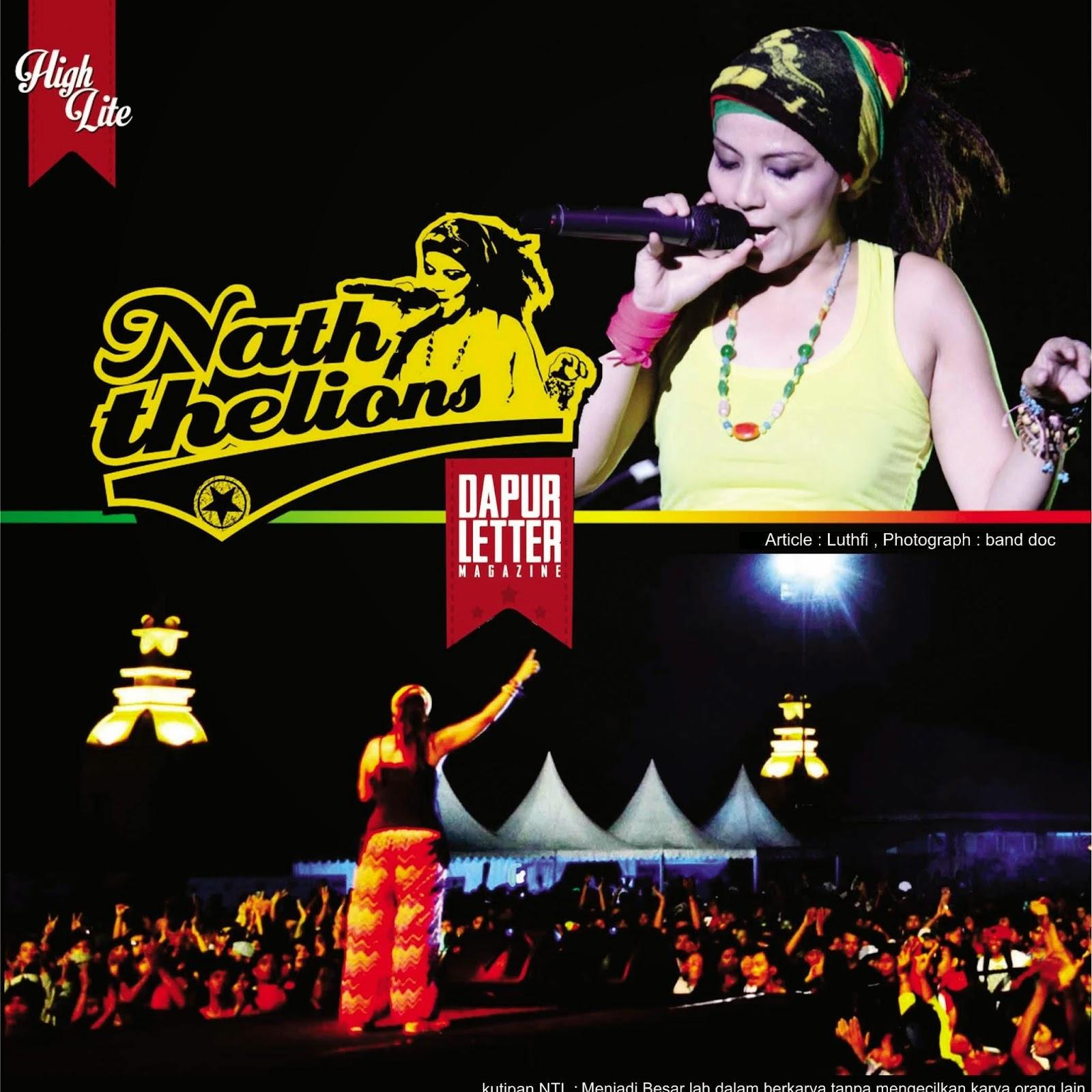 Download lagu reggae nath the lions bawa aku lari