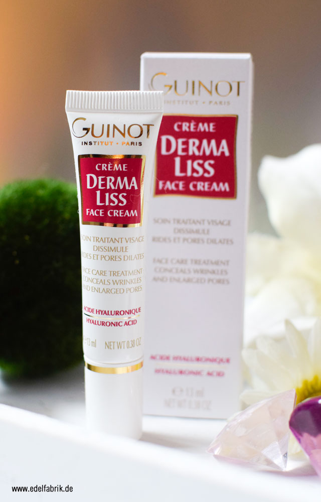 Review der Guinot Derma Liss Face Cream