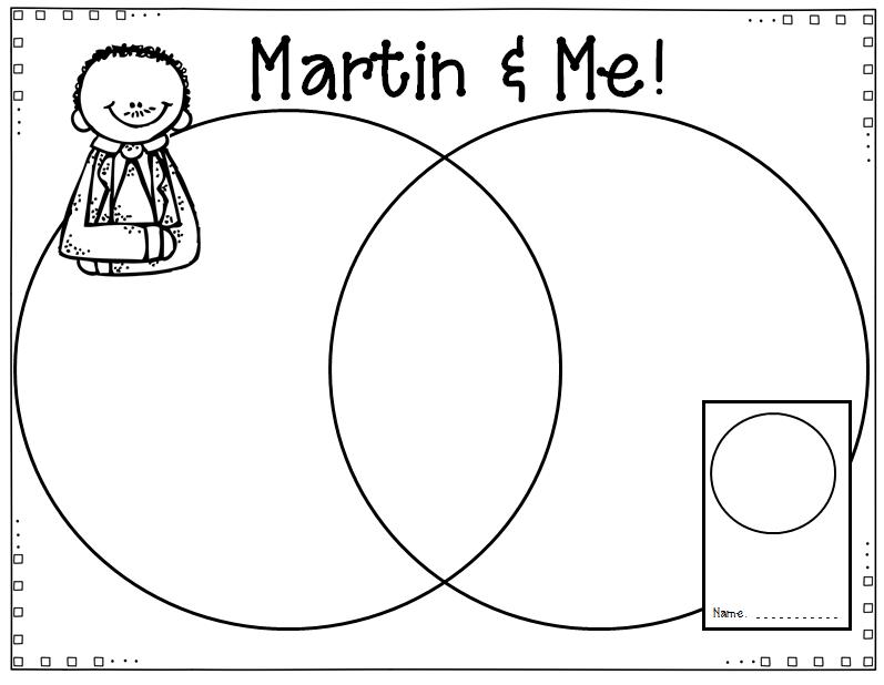The 2 Teaching Divas: Martin Luther King Jr!