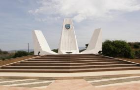 Kıbrıs Lefke Cengiz Topel Anıtı