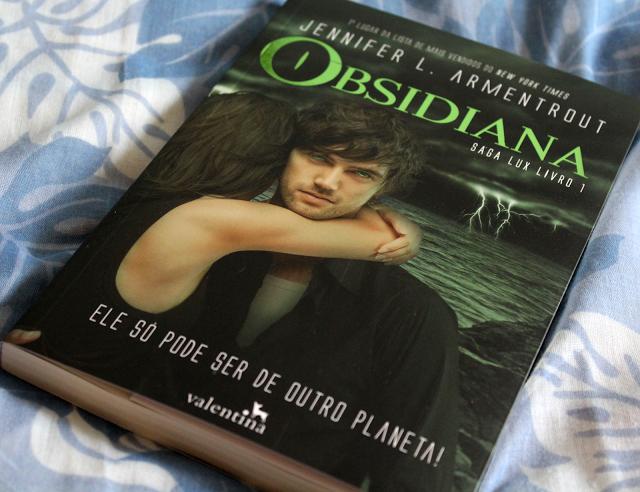 Obsidiana - Saga Lux #01 - Jennifer L. Armentrout