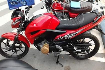 Motor Naked apakah ini, dimanakah letak Bahan Bakarnya?