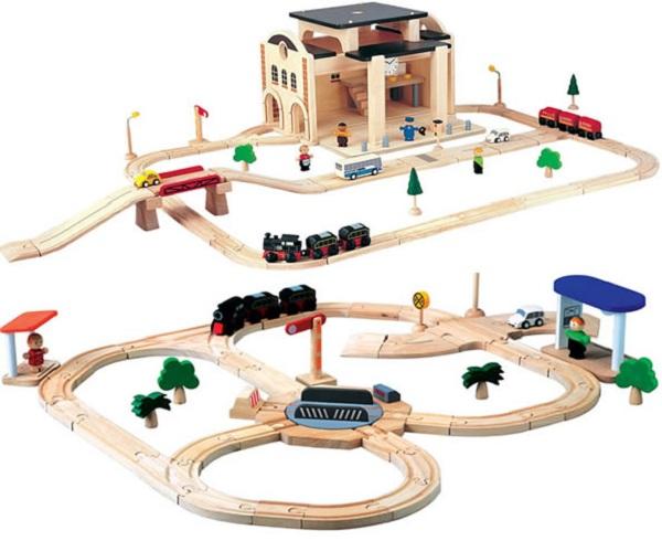 Plan Toys Rail 85