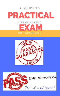 orthopaedic practical exam guide