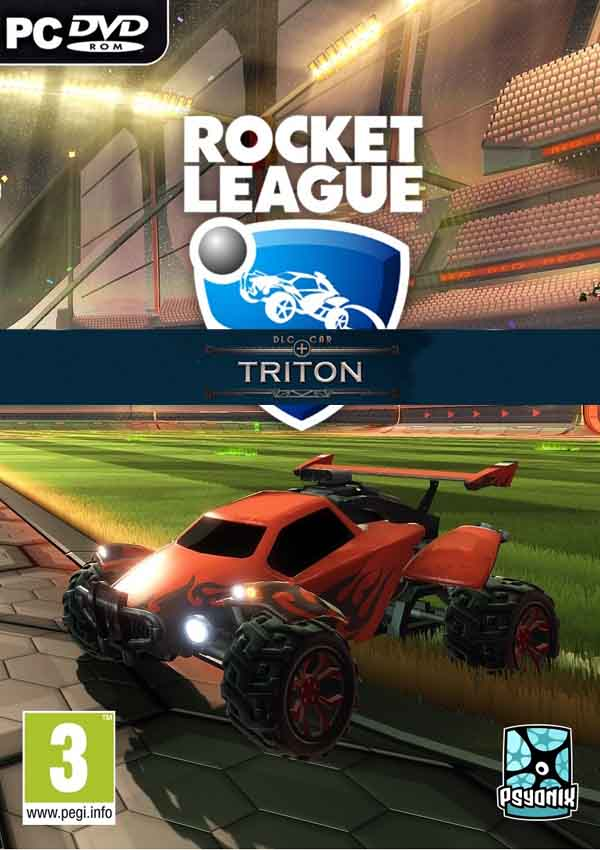 Rocket League Triton Download Cover Free Game