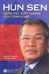 Hun Sen - Nhân Vật Xuất Chúng Của Campuchia - Harish C. Mehta, Julie B. Mehta