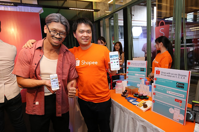 Chris Feng, CEO of Shopee Malaysia
