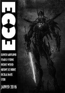 La web revue Ecce, janvier 2016