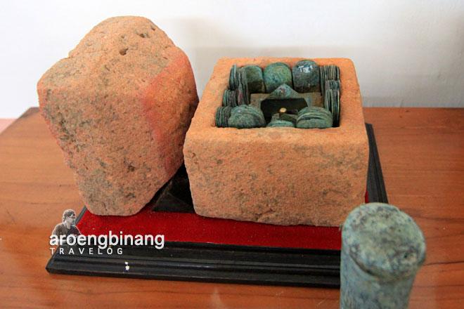balai pelestarian peninggalan purbakala BP3 Trowulan