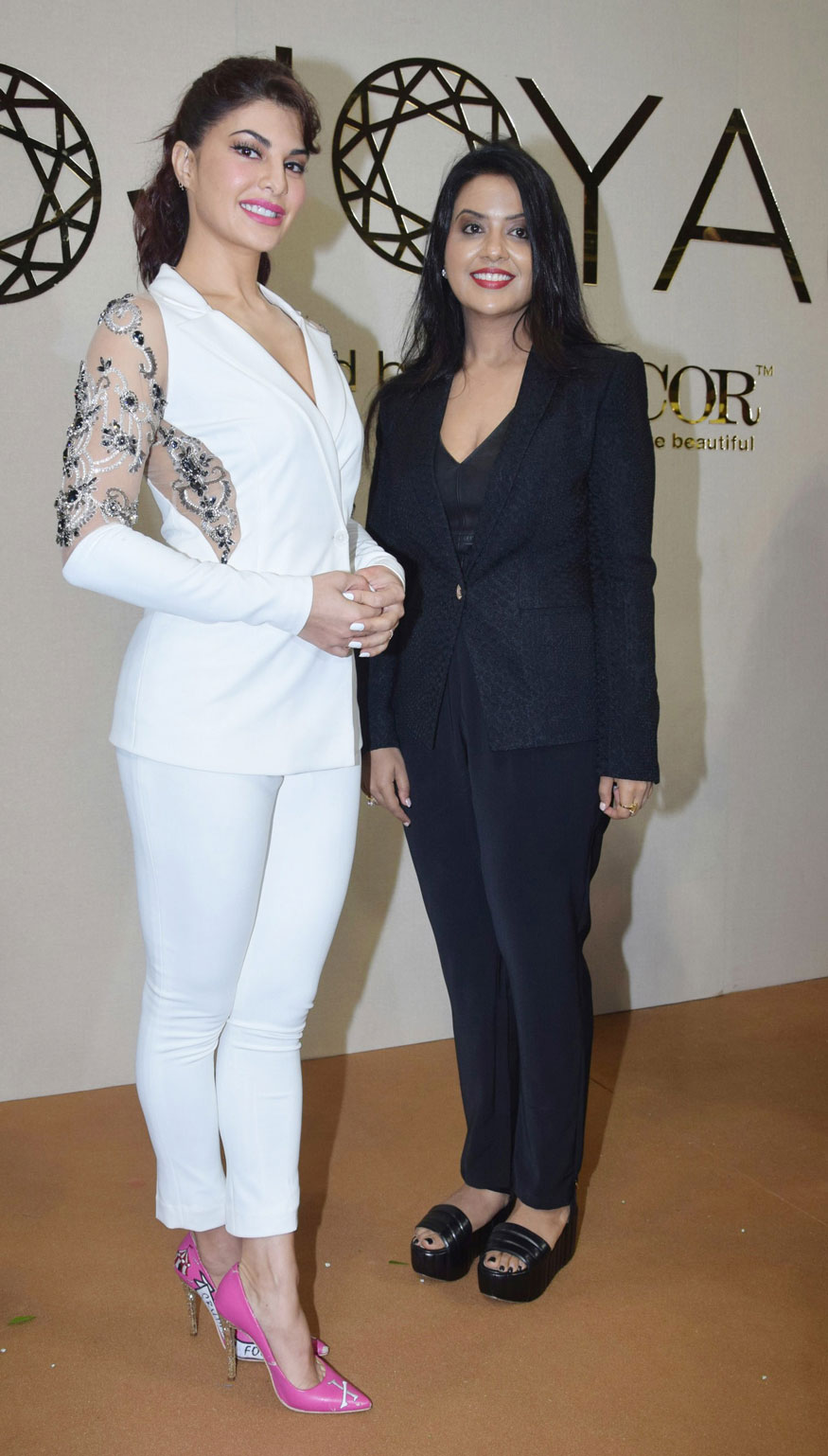 Jacqueline Fernandez at Joya Fashion & Lifestyle Exhibition at NSCI