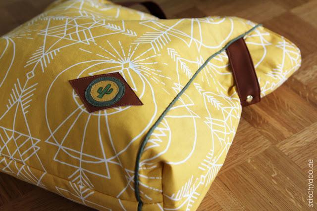 stitchydoo: Taschenspieler 4 - CarryBag Shopper