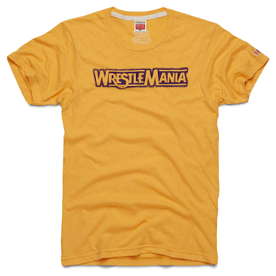 "Road to WrestleMania Week 1 ""WrestleMania"" T-Shirt by Homage"