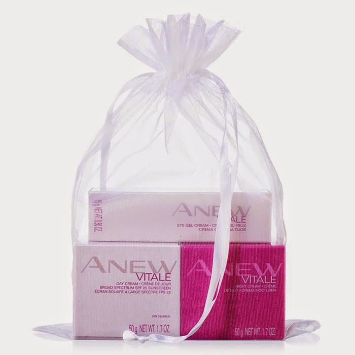 anti aging ~ Anew Vitale Radiance