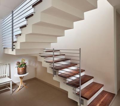 Fotos de escaleras decoracion de escaleras de concreto - Fotos en escaleras ...