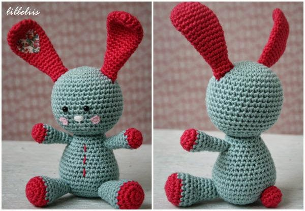 Free Crochet Patterns And Designs By Lisaauch The Cutest Bunny