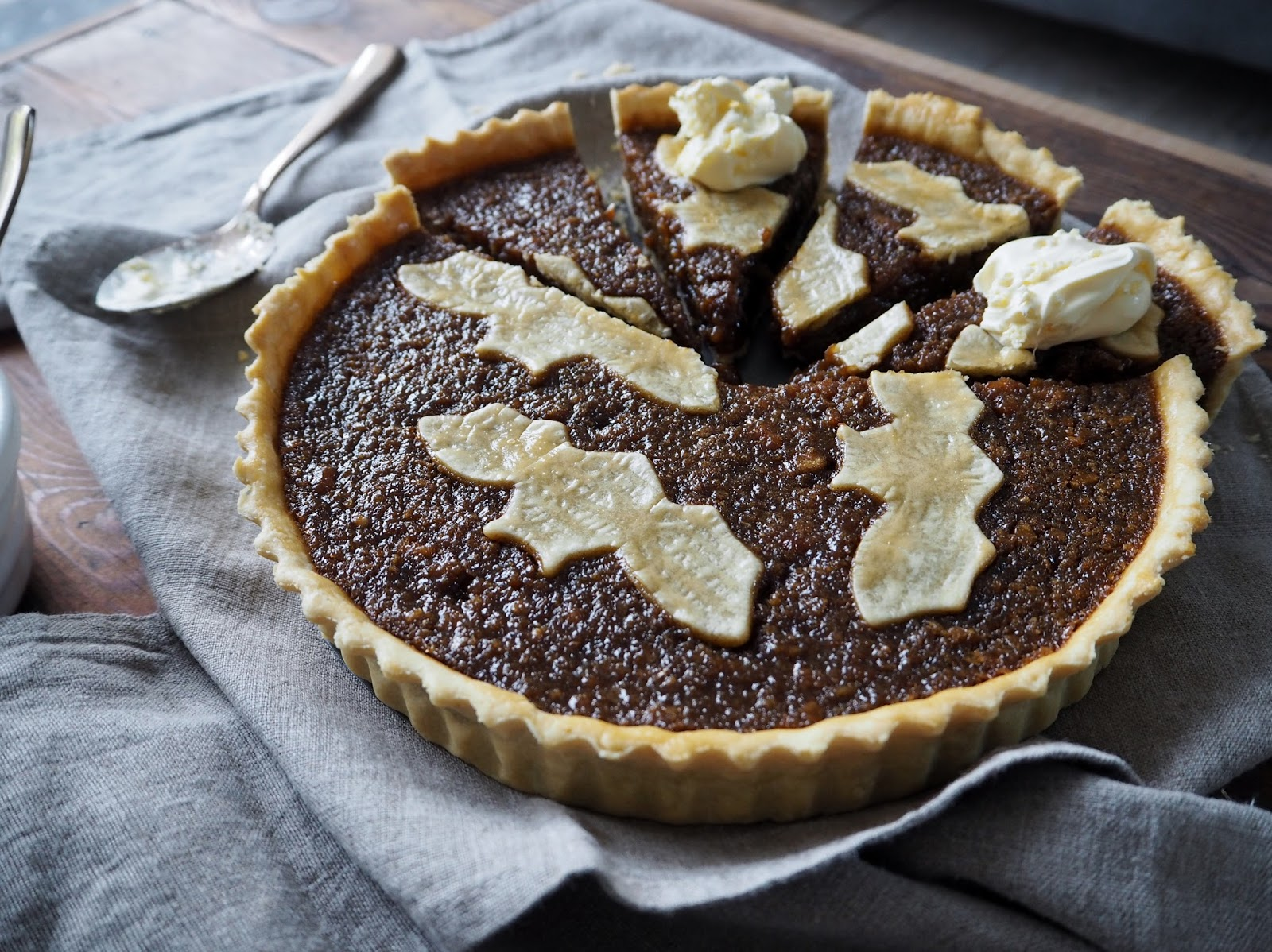 The Butter Treacle Tart recipe 1