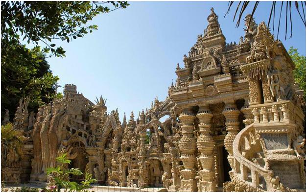 Ferdinand Cheval Palace a.k.a Ideal Palace (Drome,France)