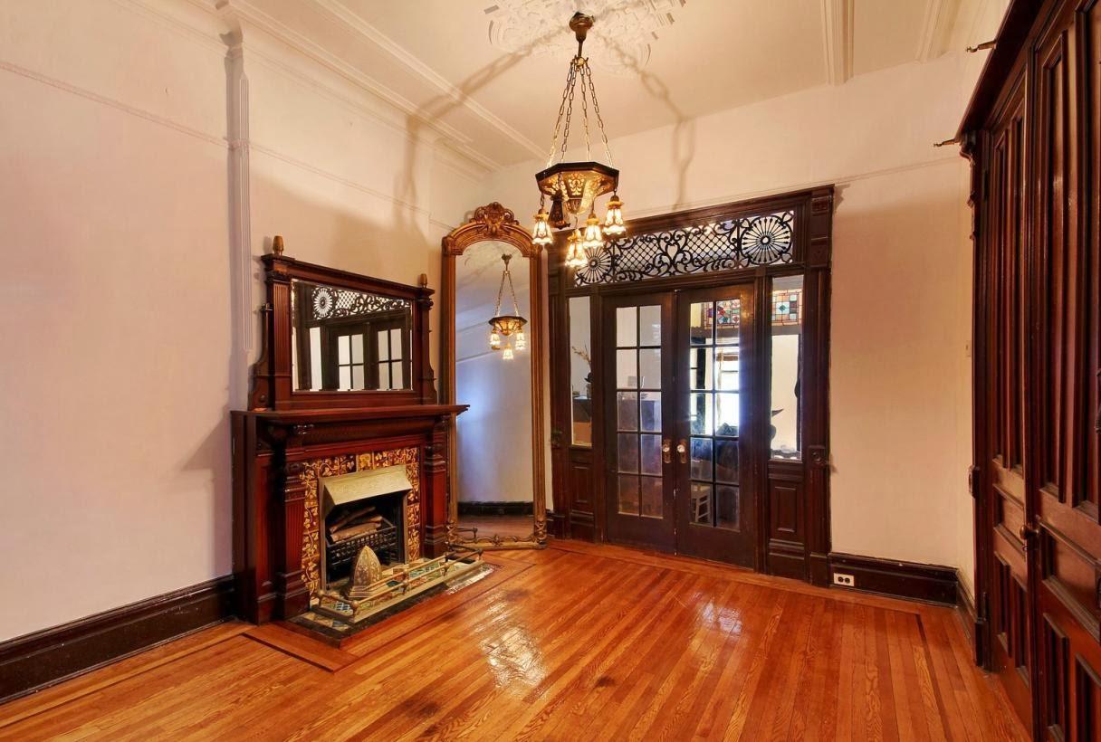 Victorian Gothic Interior Style October 2013