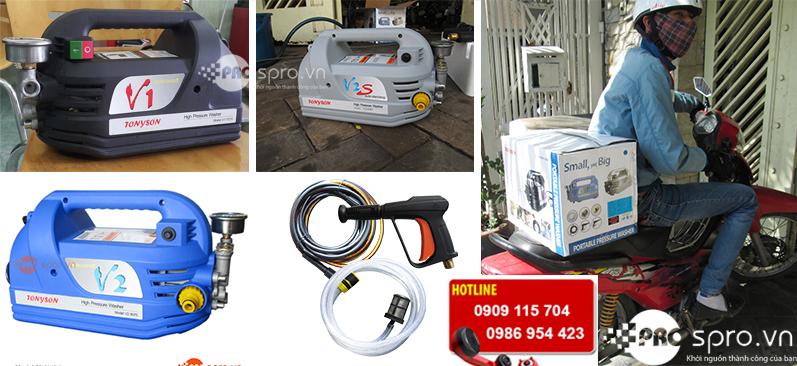 Máy xịt rửa vệ sinh máy lạnh giá rẻ tại tp HCM