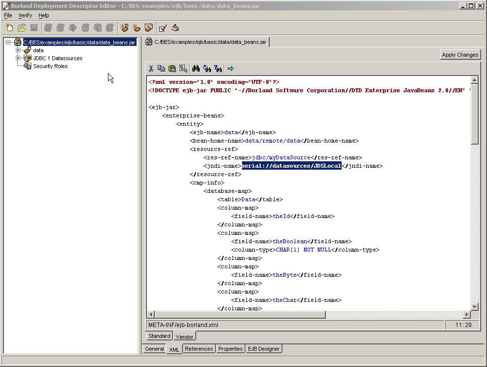 Contoh Database, C++, visual basic, java: Jdbc is the Application