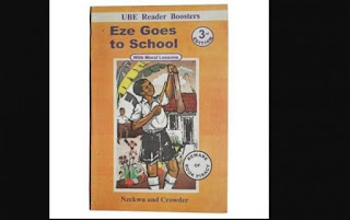 """RIP  As """" Eze Goes To School"""" Author Is Buried"""