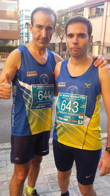 Media Maratón de Ciudad Real 2017