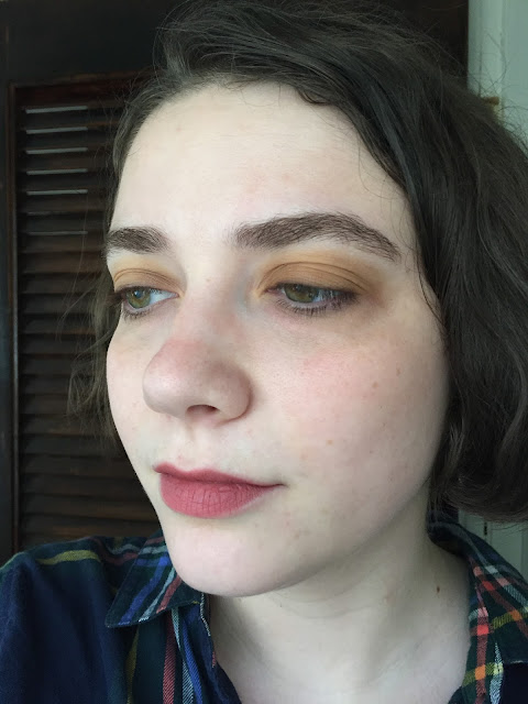 Colourpop Blotted Lip Vs Glossier Generation G Lipstick: Auxiliary Beauty: Sheer Matte Showdown: ColourPop Blotted