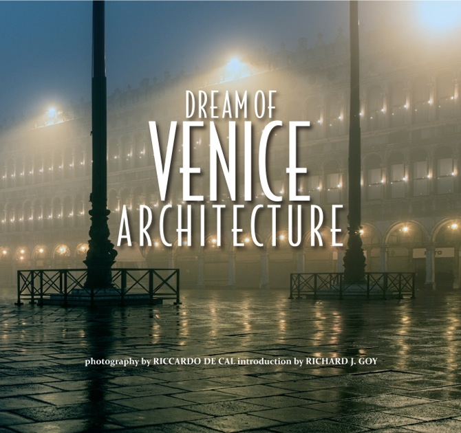 Book Review: Dream of Venice Architecture