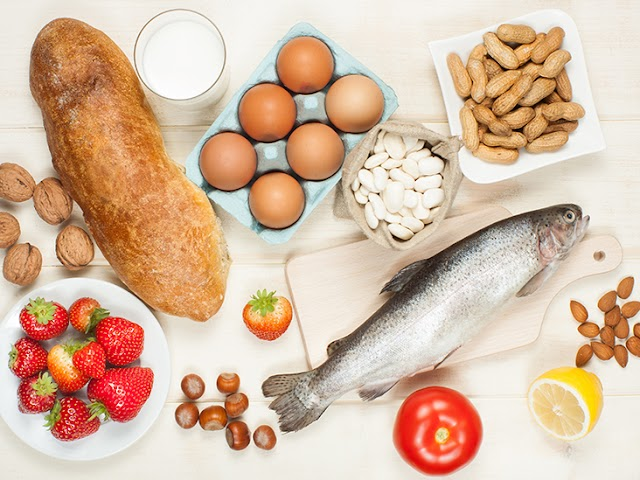 Understanding the Top 8 Food Allergies