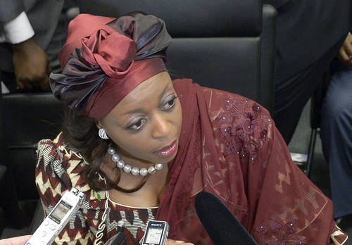Diezani Alison-Madueke battles cancer; family releases statement