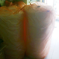 Jual Bubble Wrap Uk. 100 M x 125 CM.