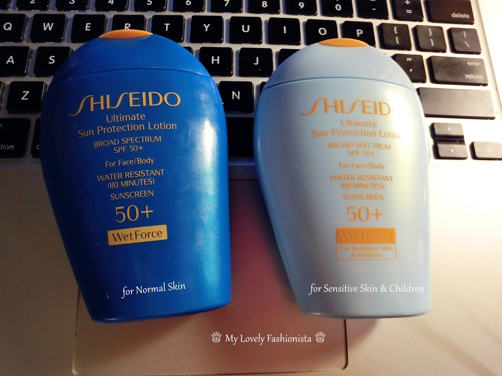 3d8f61ad055365 Shiseido Ultimate Sun Protection Lotion for Sensitive Skin   Children Broad  Spectrum SPF 50+