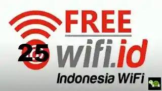 Akun Wifi ID Kampus Terbaru 2019