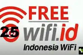 25 Akun Wifi ID Kampus Terbaru 2019