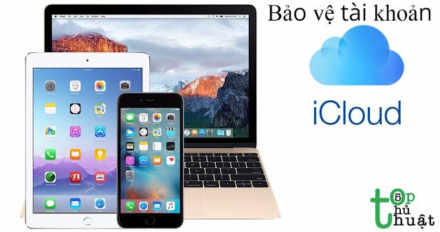 Không chia sẻ tài khoản ID Apple cho nhiều người nhằm bảo vệ tài khoản iCloud