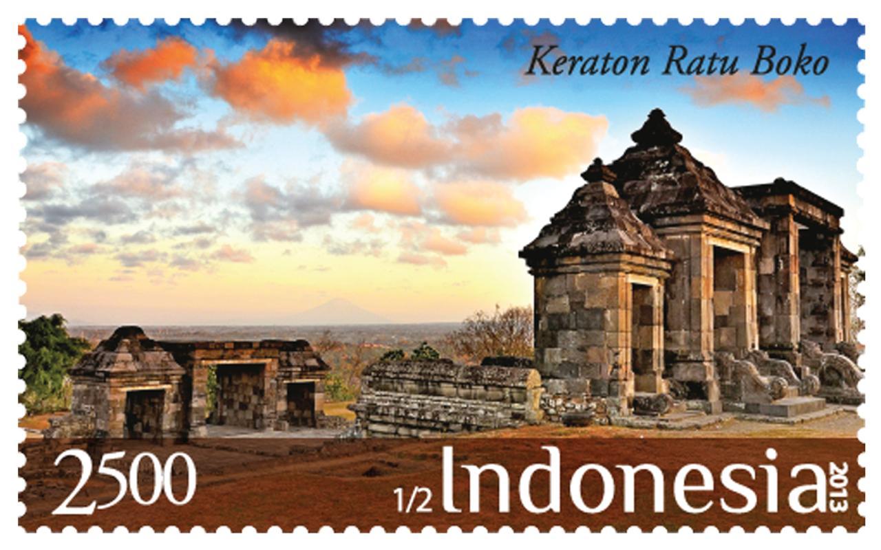 Perangko Augmented Reality Indonesia