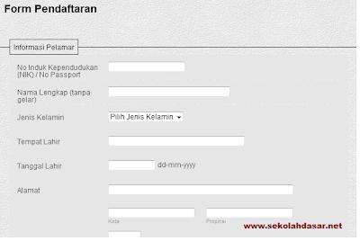 Pendaftaran Cpns 2 September 2013 Jadwal Pendaftaran Cpns 2013 Lengkap September 2016 Formulir Pendaftaran Cpns Online Tahun 2013 Di Website Sscnbkngoid