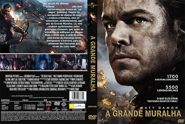 A Grande Muralha Torrent - BluRay Rip 720p e 1080p Dual áudio 5.1 (2017)
