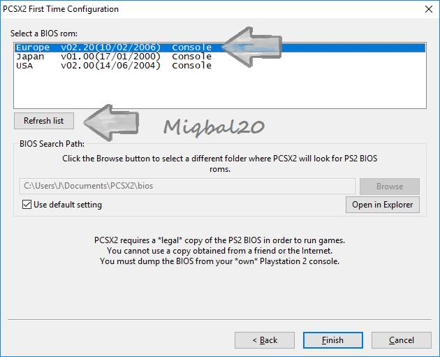Cara Ampuh Setting PCSX2 1.4.0 di 50+ fps