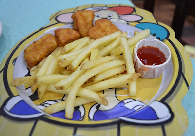 Kids meal at AMF Bowling - The Galleries | Washington