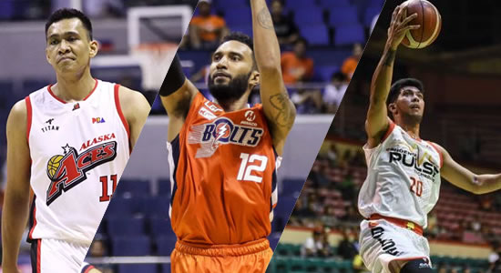 LIST of PBA Players from Tarlac as of 2019 PBA Philippine Cup